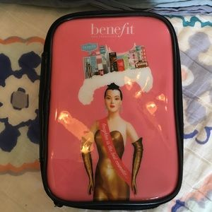 Benefit Make-Up Cosmetic Case
